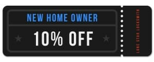 new home owner - 10% off