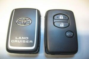 Toyota key replacement san antonio