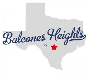 Balcones Height tx logo