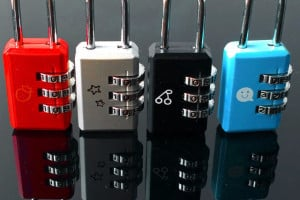 Combination Locks installation