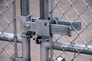 Fence Gate Locks