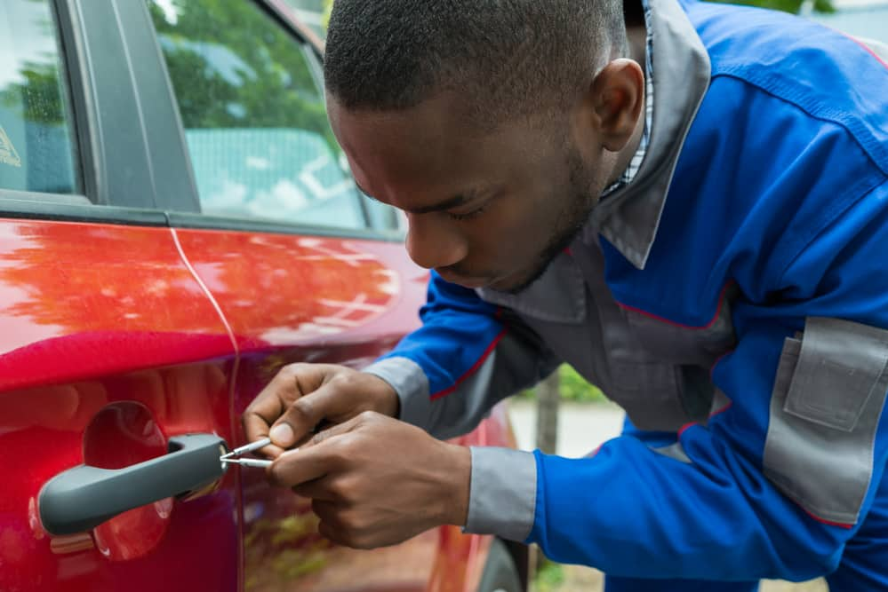 Car Door Lock Service in San Antonio TX